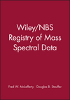 Wiley/NBS Registry of Mass Spectral Data (0471628867) cover image