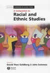 A Companion to Racial and Ethnic Studies (0631206167) cover image