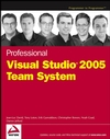 Professional Visual Studio 2005 Team System (0764584367) cover image