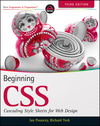 Beginning CSS: Cascading Style Sheets for Web Design, 3rd Edition (1118121767) cover image