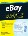 eBay For Dummies, 8th Edition (1118748867) cover image