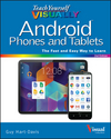 Teach Yourself VISUALLY Android Phones and Tablets, 2nd Edition (1119116767) cover image