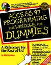Access 97 Programming for Windows For Dummies (1568846967) cover image