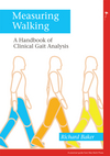 Measuring Walking: A Handbook of Clinical Gait Analysis (1908316667) cover image