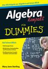 Algebra kompakt für Dummies (3527684867) cover image