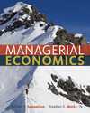 Managerial Economics, 7th Edition (EHEP002067) cover image