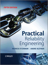 Practical Reliability Engineering, 5th Edition (EHEP002367) cover image