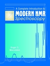 thumbnail image: A Complete Introduction to Modern NMR Spectroscopy