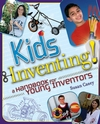 Kids Inventing!: A Handbook for Young Inventors (0471660868) cover image