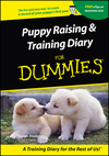 Puppies Raising and Training Diary For Dummies (0764508768) cover image