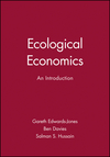Ecological Economics: An Introduction (0865427968) cover image