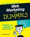 Web Marketing For Dummies (0470134569) cover image