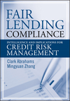 Fair Lending Compliance: Intelligence and Implications for Credit Risk Management (0470167769) cover image