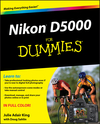 Nikon D5000 For Dummies (0470555769) cover image
