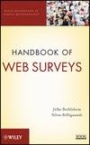Handbook of Web Surveys (0470603569) cover image