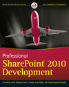 Professional SharePoint 2010 Development (0470882069) cover image