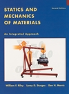 Statics and Mechanics of Materials: An Integrated Approach , 2nd Edition (0471434469) cover image