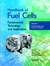 Handbook of Fuel Cells: Fundamentals, Technology, Applications, 4 Volume Set (0471499269) cover image