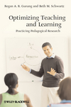 Optimizing Teaching and Learning: Practicing Pedagogical Research (1118344669) cover image