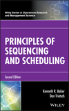 thumbnail image: Principles of Sequencing and Scheduling, 2nd Edition
