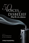 50 Voices of Disbelief: Why We Are Atheists (1405190469) cover image