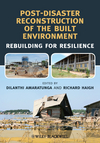 Post-Disaster Reconstruction of the Built Environment: Rebuilding for Resilience (1444333569) cover image
