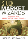 Stock Market Wizards: Interviews with America's Top Stock Traders (1592803369) cover image