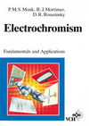 Electrochromism: Fundamentals and Applications (3527615369) cover image