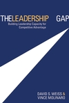 The Leadership Gap: Building Leadership Capacity for Competitive Advantage (047015876X) cover image