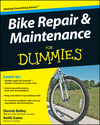 Bike Repair and Maintenance For Dummies (047048036X) cover image