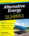 Alternative Energy For Dummies (047053706X) cover image