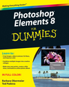 Photoshop Elements 8 For Dummies (047057996X) cover image