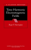 Time-Harmonic Electromagnetic Fields (047120806X) cover image