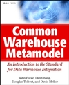 Common Warehouse Metamodel (047123656X) cover image