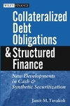 Collateralized Debt Obligations and Structured Finance: New Developments in Cash and Synthetic Securitization (047148136X) cover image