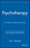 Psychotherapy: An Eclectic-Integrative Approach, 2nd Edition (047159556X) cover image