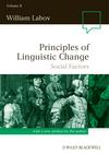 Principles of Linguistic Change, Volume II, Social Factors  (063117916X) cover image