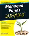 Managed Funds For Dummies (073037646X) cover image