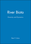 River Biota: Diversity and Dynamics (086542716X) cover image