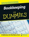 Bookkeeping For Dummies (111807016X) cover image