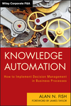 Knowledge Automation: How to Implement Decision Management in Business Processes (111809476X) cover image