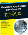 Facebook Application Development For Dummies (111809896X) cover image