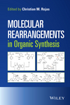 Molecular Rearrangements in Organic Synthesis (111834796X) cover image