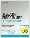 JavaScript Programming: Pushing the Limits (111852456X) cover image