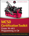 MCSD Certification Toolkit (Exam 70-483): Programming in C# (111861206X) cover image