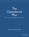 The Operational Plan: How to Create a Yearlong Membership Plan (111869046X) cover image