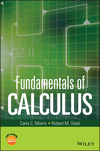 thumbnail image: Fundamentals of Calculus