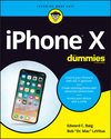 iPhone X For Dummies (111948166X) cover image