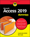 Access 2019 For Dummies (111951326X) cover image