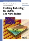 Enabling Technologies for MEMS and Nanodevices: Advanced Micro and Nanosystems (352730746X) cover image